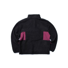Nike ACG Microfleece Jacket (Black/Villain Red/Villain Red)