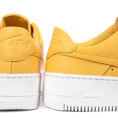 Nike Women's Air Force 1 Sage Low (Topaz Gold/Topaz Gold-White)