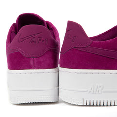 Nike Women's Air Force 1 Sage Low (True Berry/True Berry-Plum Chalk)
