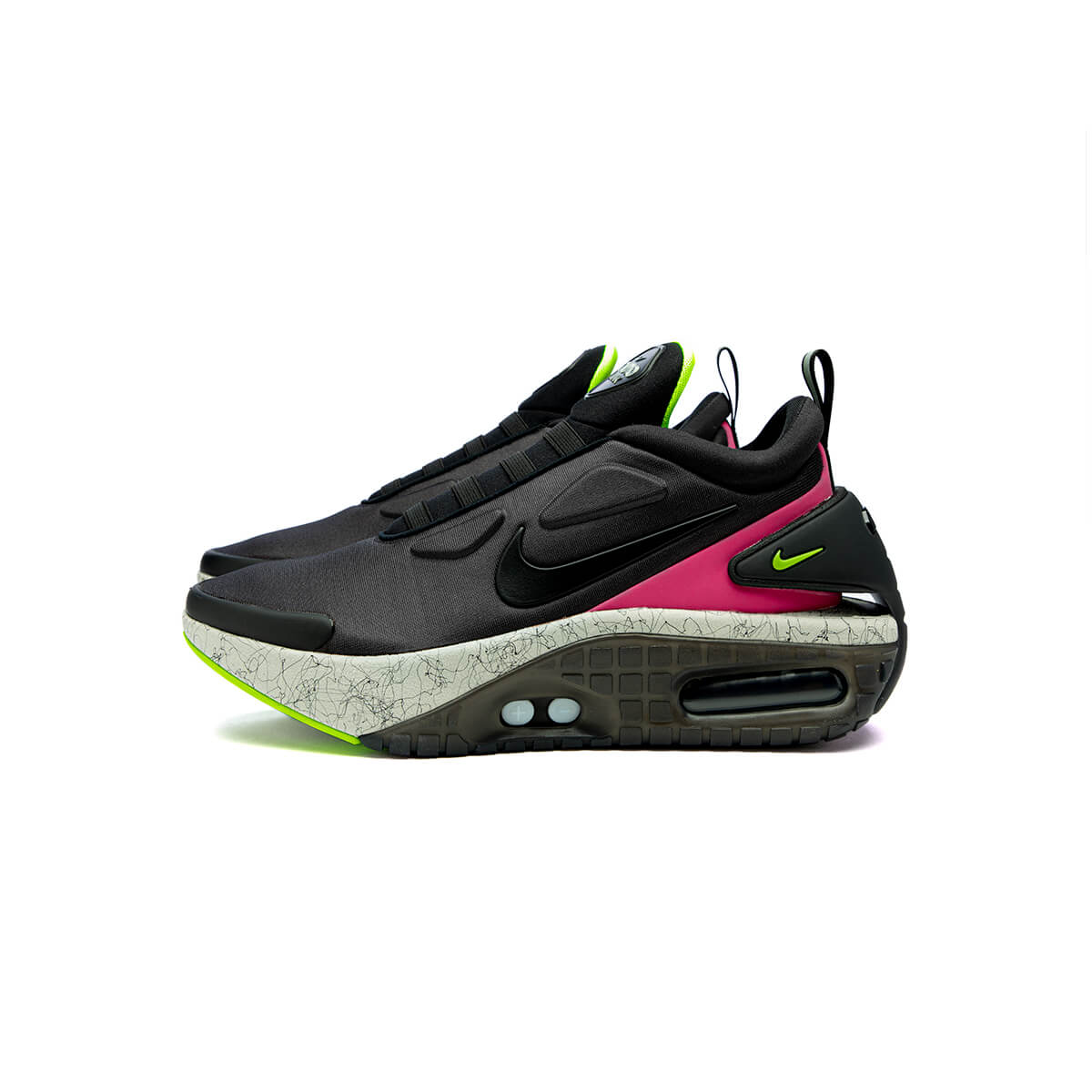 Conceptsintl Nike Adapt Auto Max Black Black Fireberry Electric Green