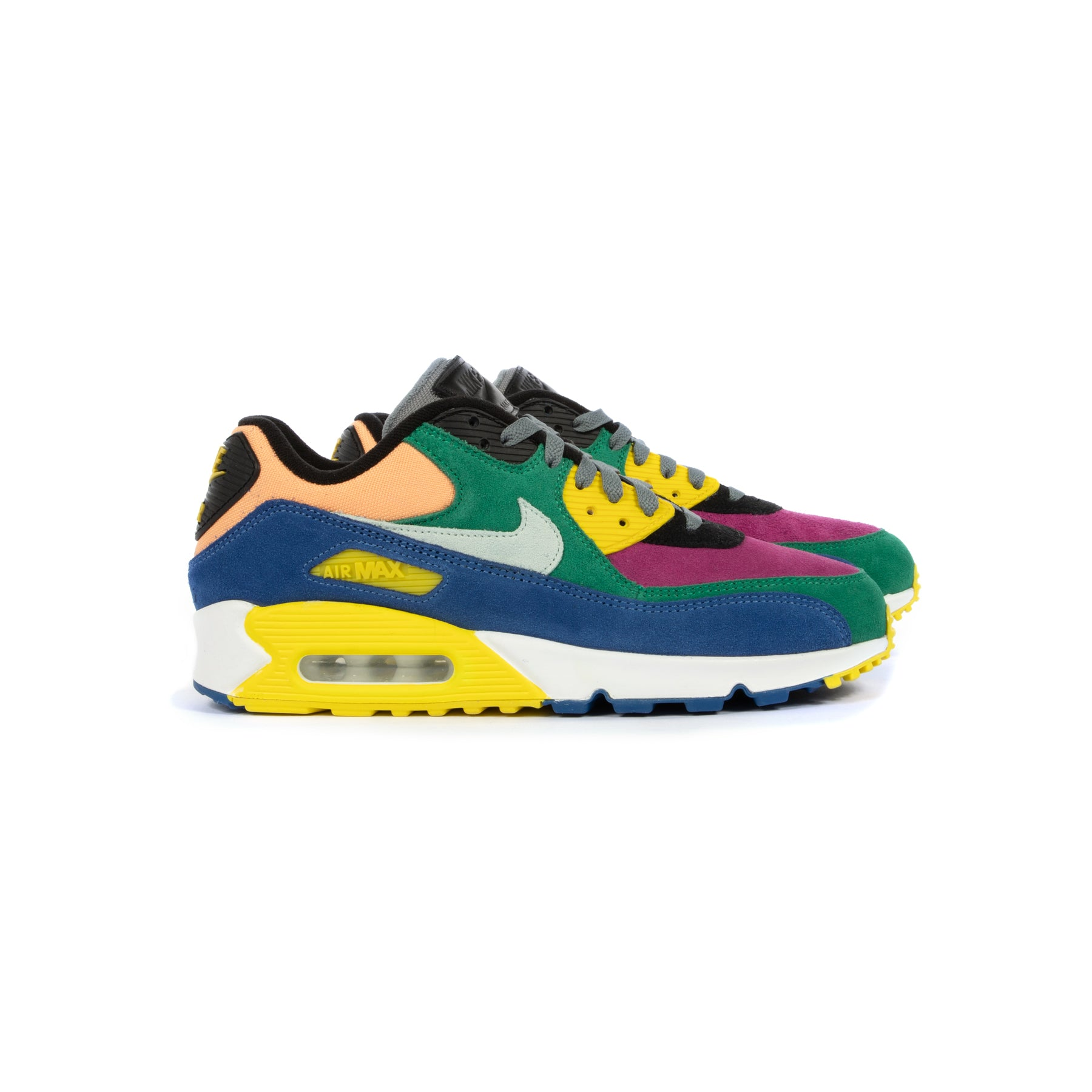 ConceptsIntl | Nike Air Max 90 QS (Lucid GreenBarely Grey