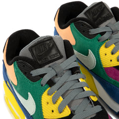 Nike Air Max 90 QS (Lucid Green/Barely Grey-Game Royal)