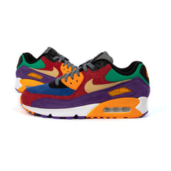 Nike Air Max 90 (University Red/Pale Vanilla-Hyper Grape)