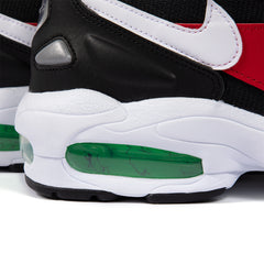 Nike Air Max2 Light (Black/White-University Red-Electro Green)