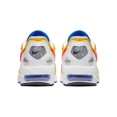 Nike Air Max2 Light (University Gold/Flash Crimson-Racer Blue)