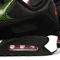 Nike Air Max 90 QS (Black/Black-Cyber-Fir)
