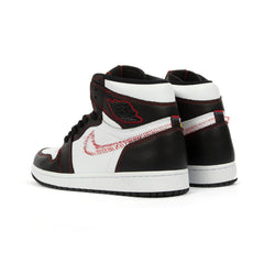 Nike Air Jordan 1 High OG Defiant (Black/Tour Yellow-White-Gym Red) ALL SALES FINAL