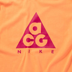 Nike ACG Long-Sleeve T-Shirt (Orange Trance/Sport Fuchsia)