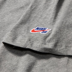 Nike SB Shirt (Dark Grey Heather)