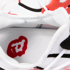 Nike React Presto (White/Black-University Red)