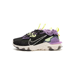 Nike React Vision (Black/Sail-DK Smoke Grey-Gravity Purple)
