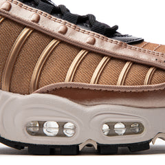Nike Women's Air Max Tailwind IV(Red Bronze/Oil Grey/Half Blue)