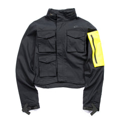 Nike Women's NRG AS Jacket #27 (Black)