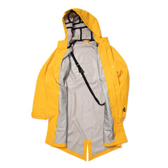 NIKE WOMEN'S NRG PARKA SOLID (UNIVERSITY GOLD)