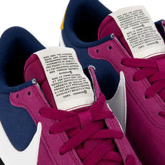 NIKE WOMEN'S PRE-LOVE O.X. (TRUE BERRY/WHITE-BLUE VOID-DARK CITRON)