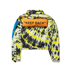NIKE X OFF-WHITE™ WOMEN'S NRG AS JACKET #27 AOP (VOLT)