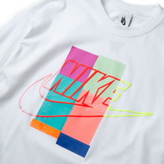 Nike x Atmos Long Sleeve T-Shirt (White)