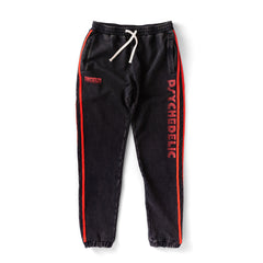Ovadia & Sons Mouse Psych Sweatpants (Black/Red)