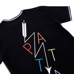 Patta Arrow Heavy RS T-Shirt (Black)