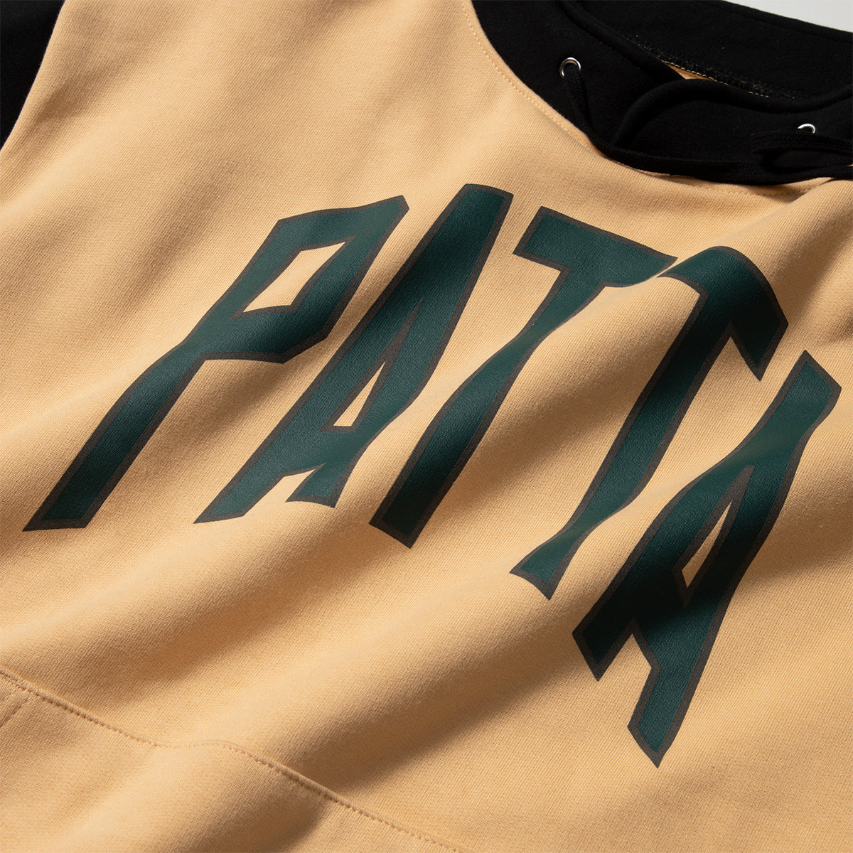 Patta Cord Collar Heavy Sweater (Winter Wheat