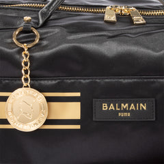 Puma X BALMAIN BARREL BAG (Puma Black)