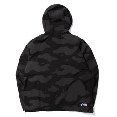 PUMA X THE HUNDREDS REFLECTIVE WINDBREAKER (BLACK)