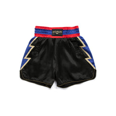 PUMA WOMEN'S X BALMAIN BOXING SHORTS (PUMA BLACK)