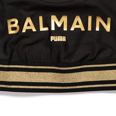Puma Women's X BALMAIN BRA TOP (Puma Black)