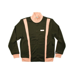 Puma x Emory Jones Spezial Groove City Track Jacket (Forest Night-Dusty Coral)