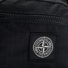 Stone Island Reflective Ripstop Chestbag (Black)