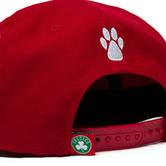 New Era Tatum x Snapback Shamrock 0 (Red)