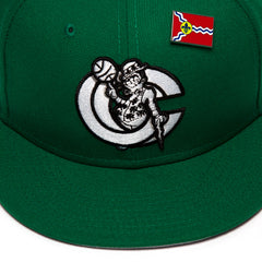 New Era Tatum x CNCPTS Fitted LUCKY CC (Kelly Green)