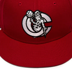 New Era Tatum x CNCPTS Snapback LUCKY CC (Red)