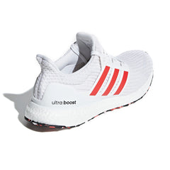 adidas UltraBOOST (White/Act Red/White)