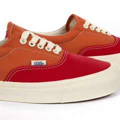 Vans UA OG Era LX (Racing Red/Apricot Orange)