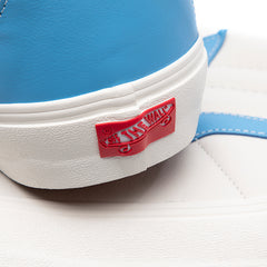 Vans UA SK8-Hi Reissue VL (Bonnie Leather) (White/Blue)