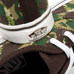 Vans Toddler Authentic Elastic (Animal Camo)