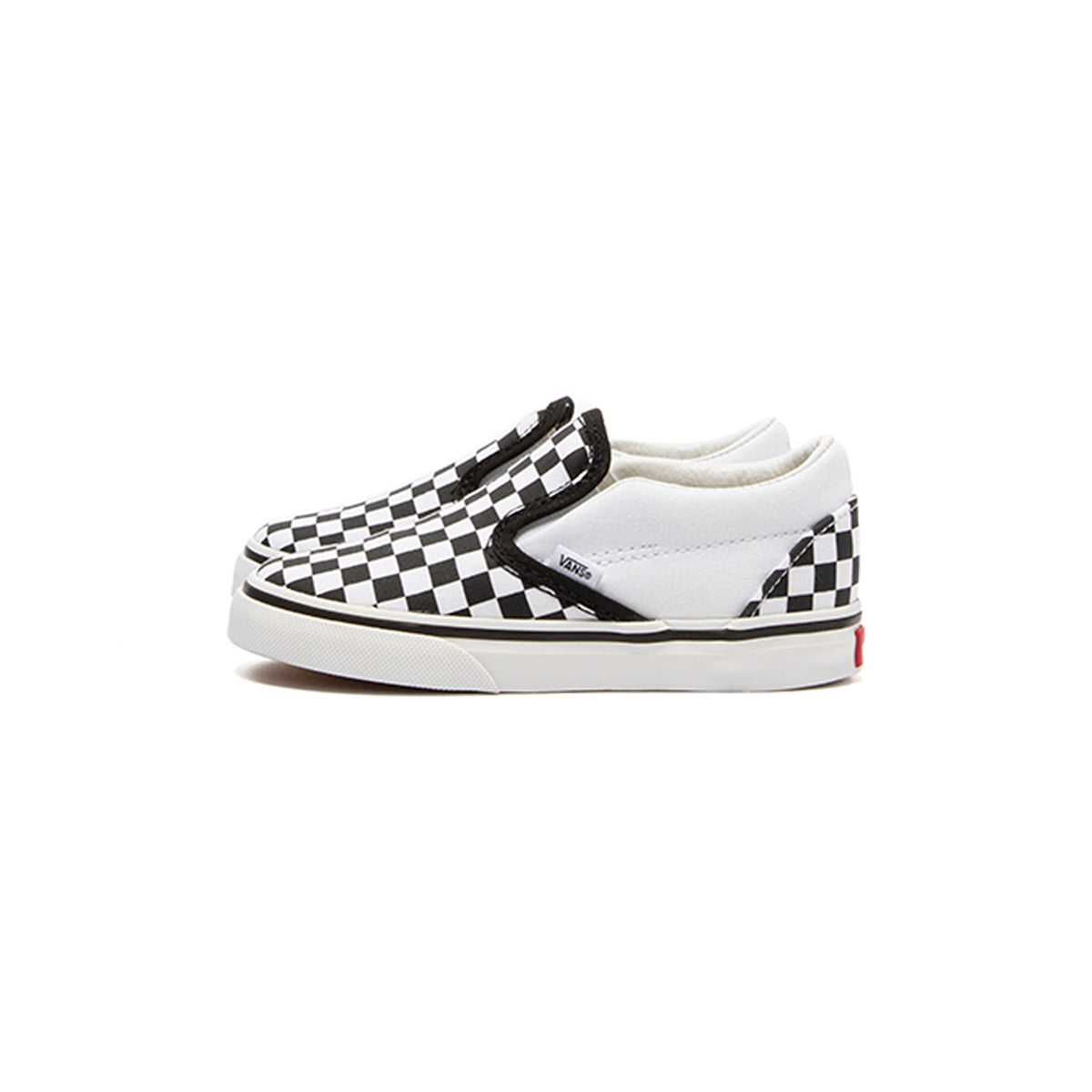 ConceptsIntl Vans Toddler Classic Slip On (Checkerboard Black)  Vans Toddler Classic Slip On (Checkerboard Black)