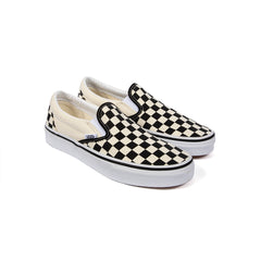Vans UA Classic Slip-On (Black/White)