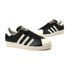 Adidas SUPERSTAR 80s (Black/White-Chalk)