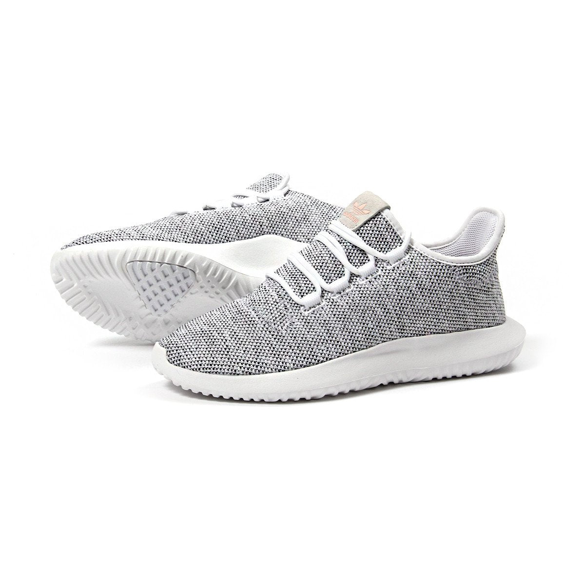 the latest 7879f 75bcd ConceptsIntl | adidas Women's Tubular Shadow (White/Grey)