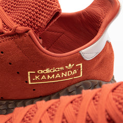 ADIDAS KAMANDA 01 (RAW AMBER/GOLD METALLIC/CRYSTAL WHITE)
