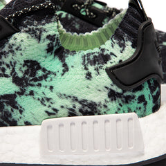 adidas NMD R1 PK (Black/White/Aero Green)