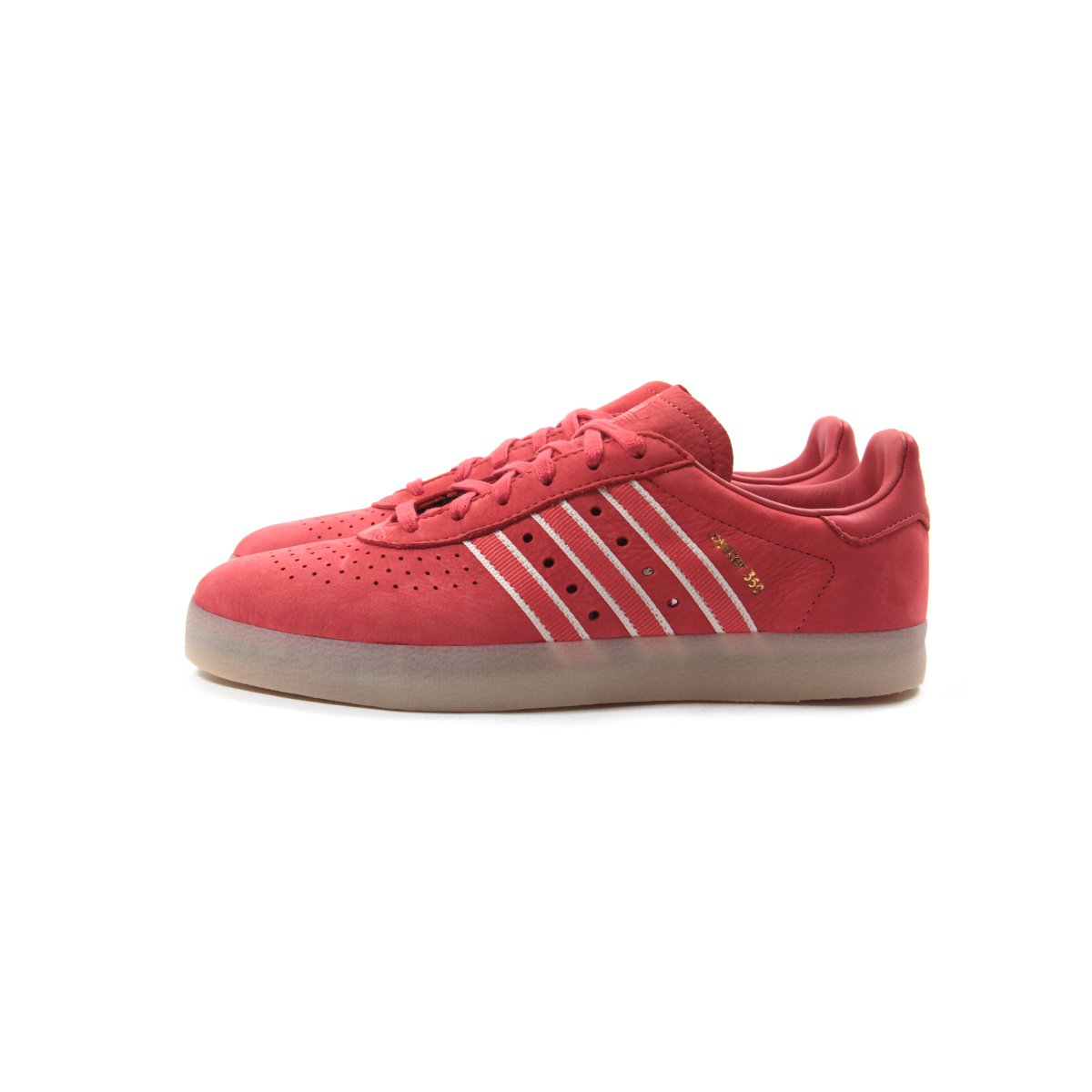 the latest 0965e 78ecd ConceptsIntl | adidas Oyster 350 (Trace Scarlet/White-Gold)
