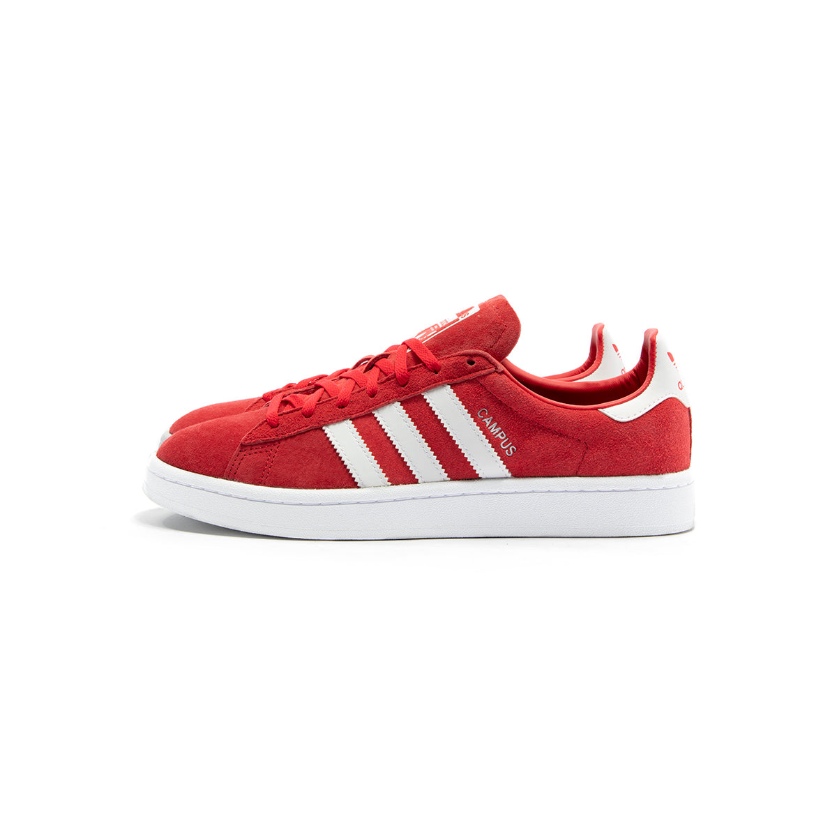 ADIDAS WOMEN'S CAMPUS (RAY RED/WHITE