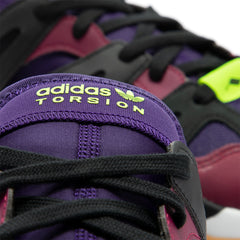 adidas Dimension LO (Black/Dark Purple/Mysrub)