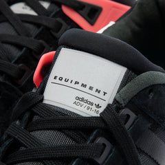 Adidas EQT Support Ultra (Black/Black-Turbo)