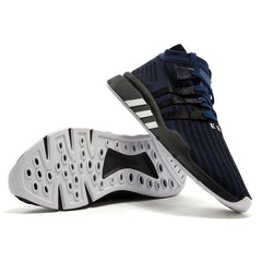 adidas EQT Support Mid ADV PK (Dark Blue/Black/Solar Yellow)