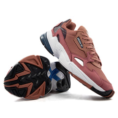 adidas Women's Falcon (Raw Pink/Raw Pink/Dark Blue)
