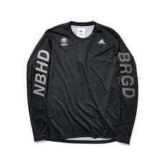 adidas NBHD Compression Tee (Black)